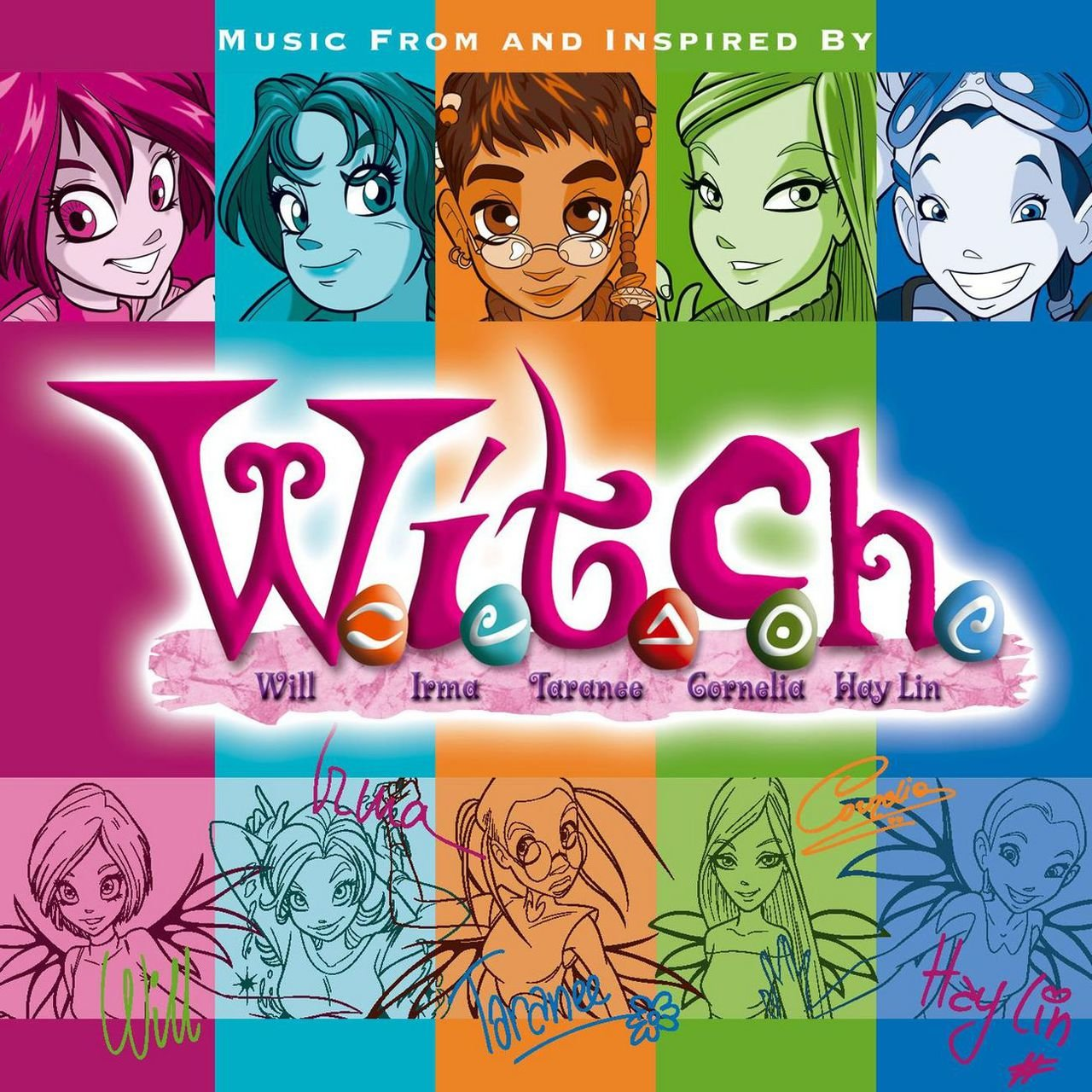 List of WITCH episodes  Wikipedia