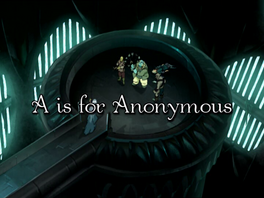 W.I.T.C.H. S02E01 A is for Anonymous