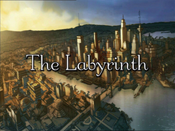 W.I.T.C.H. S01E06 The Labyrinth