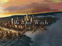 W.I.T.C.H. S02E23 W is for Witch