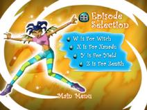 W.I.T.C.H. DVD CE 13