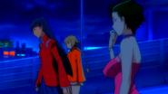 Maria, Aoi and Asagi