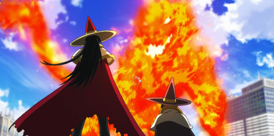 image dragon witch anime png witch craft works wiki fandom
