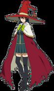 Ayaka witch-mode