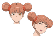 Yoshiko face