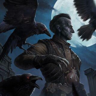 ريجيس وخفافيشه في لعبة غوينت المستقلة