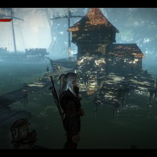 Flotsam's harbour