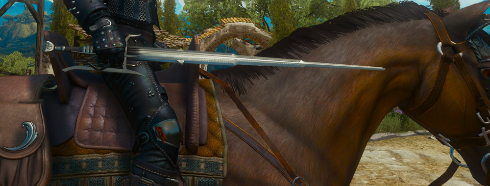 The Mourner The Witcher 3