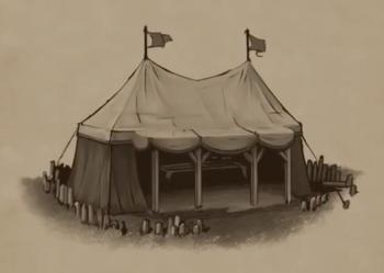 Command Tent (Thronebreaker) | Witcher Wiki | FANDOM powered
