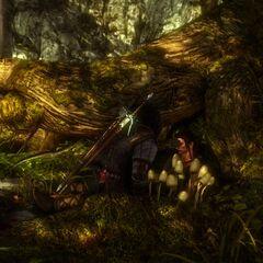 Dead Cedric