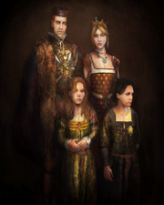 Tw3 q702 painting kings family