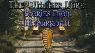 Legends of The Witcher Stories From Hindarsfjall