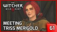 The Witcher 3 ► Meeting Triss Merigold - Story and Gameplay 61 PC