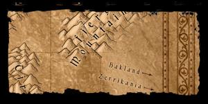 Places Zerrikania
