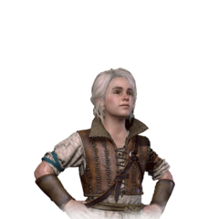 Journal image for child Ciri in <i>The Witcher 3</i>