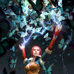 Triss: Butterflies in