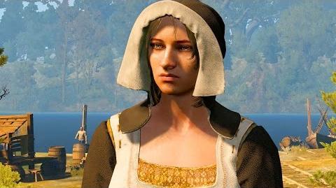 Love's Cruel Snares- OMG, That Nose (Witcher 3 - Geralt Micro-Quest in Velen)