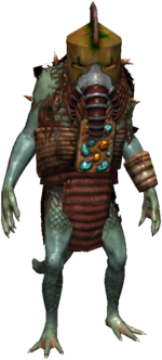 Bestiary Dagon worshipper full