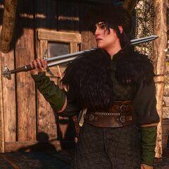 Clan Brokvar Shieldmaiden