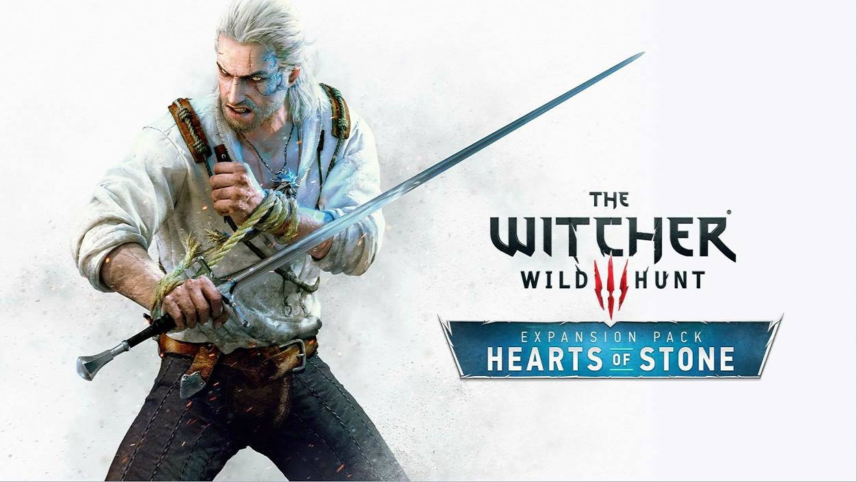 The Witcher 3 - Hearts of Stone - Launch Trailer