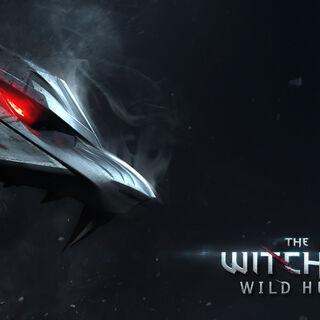 The Witcher 3: Wild Hunt wolf-head logo