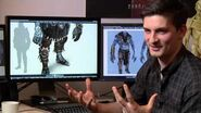 Designing The Witcher 3's Ice Giant