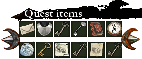 Quest Inventory Pocket