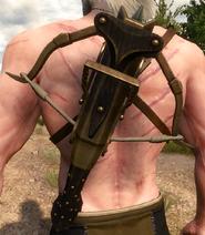 Tw3 feline crossbow detail