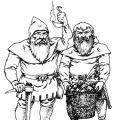 Dwarves in <i><a href=