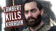 The Witcher 3 - Let Lambert Kill Jad Karadin