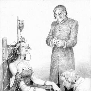 Вільгефорц з його кришталевим оком у виконанні Denis Gordeev.