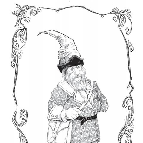 Book illustration by Jana Komárková