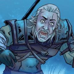 Geralt in <i><a href=