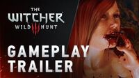 The Witcher 3 Wild Hunt - Official Gameplay Trailer