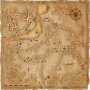 Map Outskirts southern cave 2