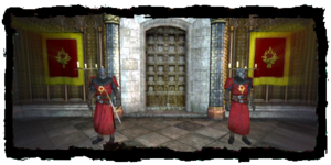 Places Cloister guards