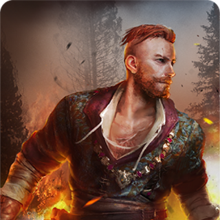 Olgierd's Gwent card art.