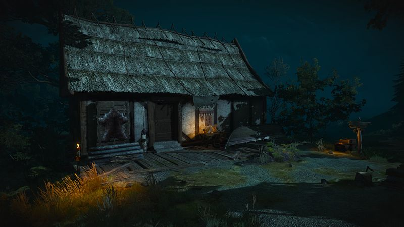 Isolated Shack | Witcher Wiki | FANDOM powered by Wikia