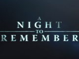 A Night to Remember