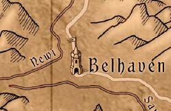Belhaven location