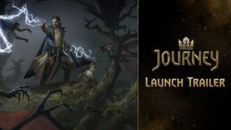 GWENT THE WITCHER CARD GAME Journey 3 Launch Trailer