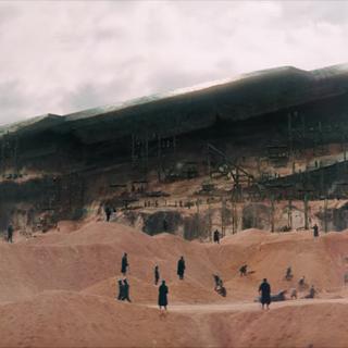 Excavation going on in Nazair