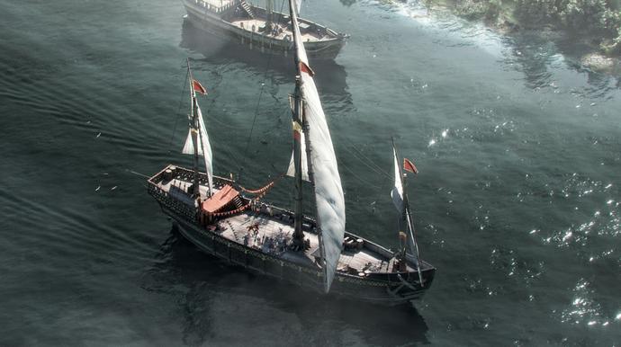 Корабль В2