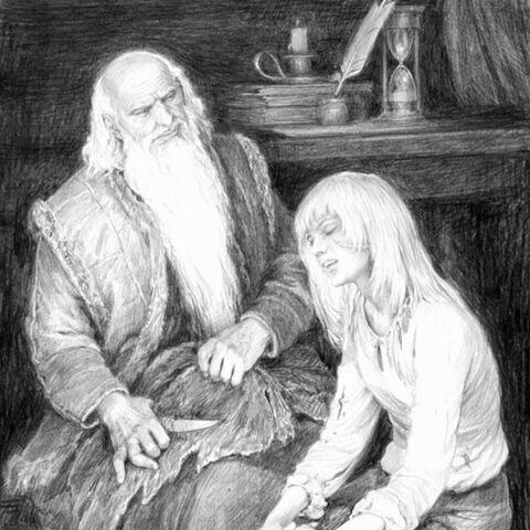Vysogota and Ciri