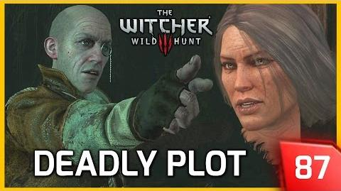 The Witcher 3 ► Deadly Plot (Strong Language!) - Story and Gameplay 87 PC