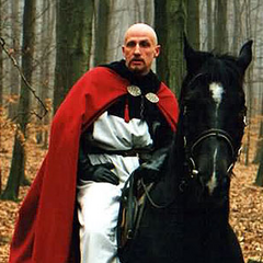 Knight Falwick (Maciej Kozlowski, in <i>The Hexer</i> TV series)