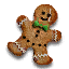 Tw3 gingerbread man