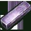 Tw3 meteorite ingot