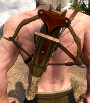 Tw3 ursine crossbow detail