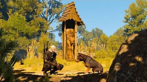 Witcher  A Dog S Life Quest